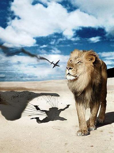 რა მანძილია ოცნებიდან ლომის ხახამდე?
